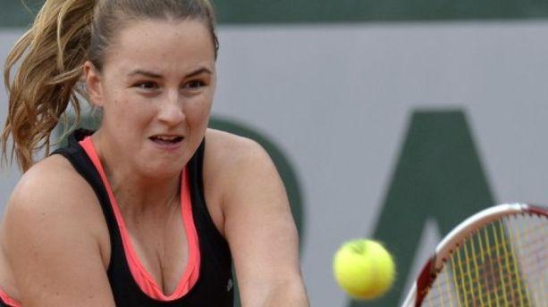 Roland-Garros : Irena Pavlovic, l'atypique