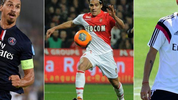 Ibrahimovic, Falcao, Di Maria... toutes les infos transferts de ce mercredi