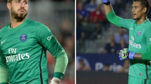 PSG : Alphonse Areola ou Kevin Trapp, Unai Emery a tranché