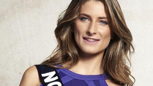 "Miss Normandie : ""Je suis fan de foot"""