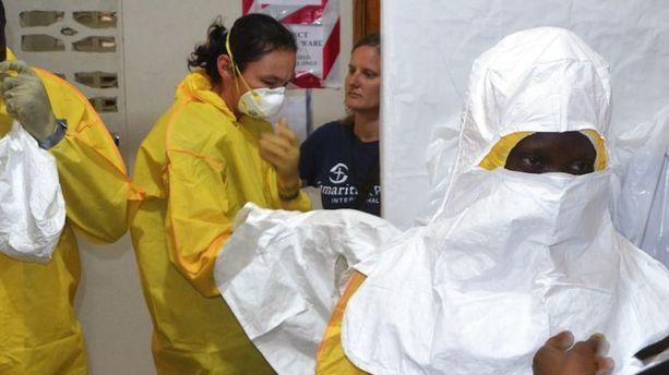 Ebola : 17 malades en fuite après l'attaque d'un centre médical au Liberia