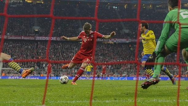 Le Bayern n'a pas eu besoin d'être bon