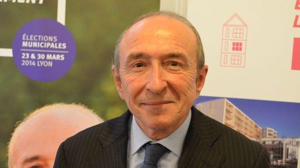 "Municipales à Lyon: Gérard Collomb et son ""bilan tremplin"""