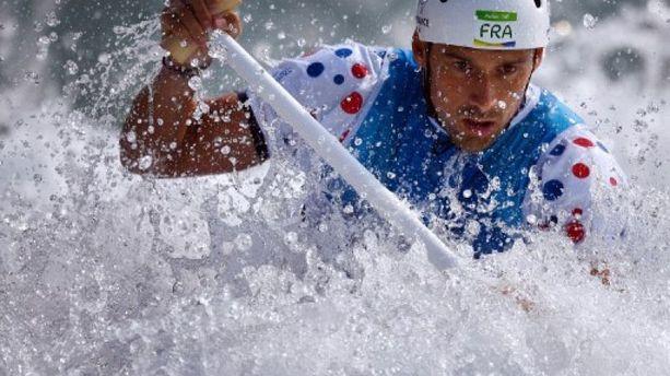 JO Rio - Canoë : Denis Gargaud champion olympique du slalom !
