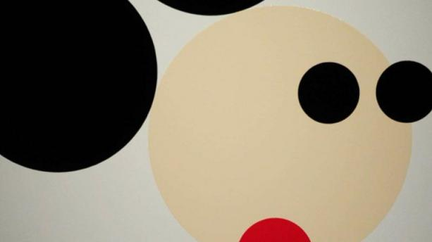 Une vente caritative d'un Mickey signé Damien Hirst