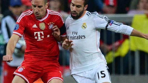 VIDÉO - Bayern-Real : la vilaine gifle de Ribéry