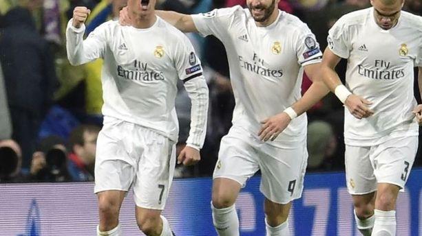 Real Madrid : Cristiano Ronaldo présent face à City, Benzema forfait