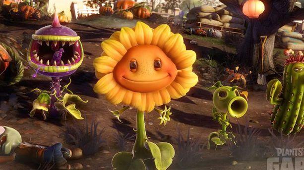 Garden Warfare : parodie de Call of Duty pour kids