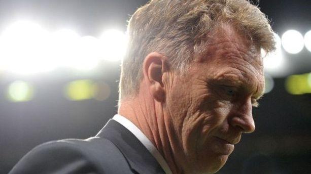 Manchester United : ça chauffe pour David Moyes