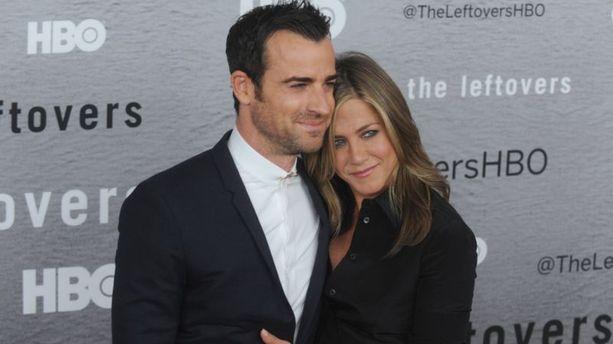 Justin Theroux et Jennifer Aniston passent leurs vacances à Bora Bora
