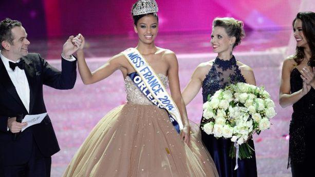 "Flora Coquerel, Miss France 2014 : ""Quand j'ai entendu mon nom, j'étais perdue"""