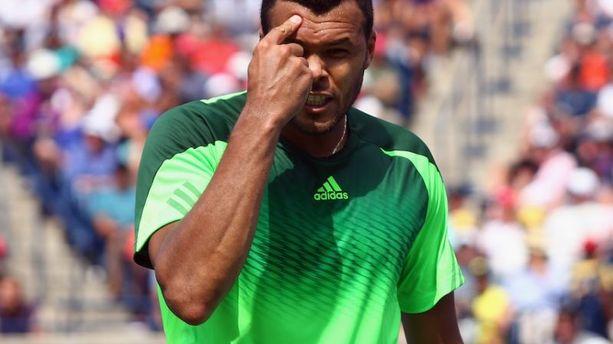 Jo-Wilfried Tsonga n'a pas su enchaîner après Toronto
