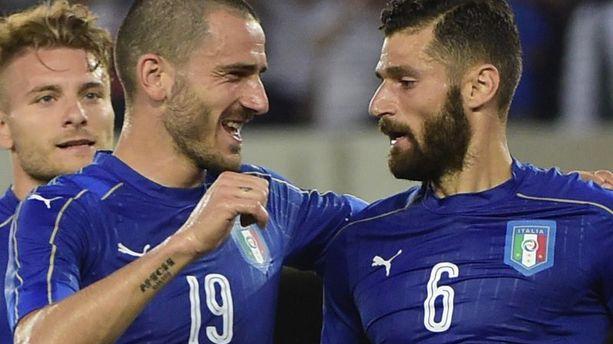 Euro 2016 – Amical : l'Italie tranquille face à la Finlande (2-0)