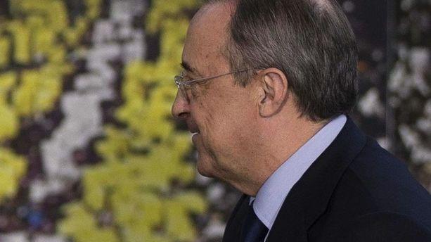 Real Madrid TV interdite de filmer la calvitie de Florentino Pérez?