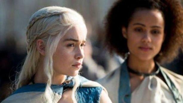 """Game of Thrones"" : une promotion pour Nathalie Emmanuel, alias Missandei"
