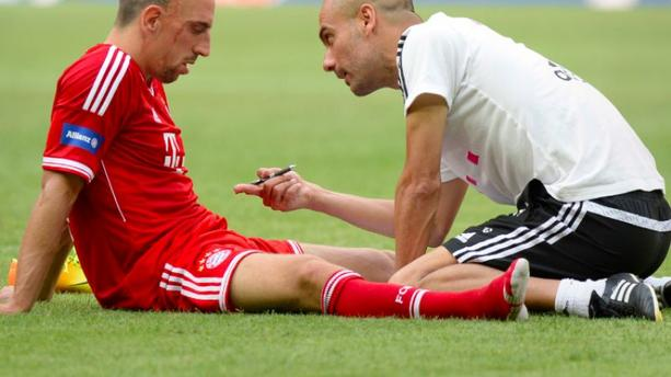 Bayern Munich : comment Guardiola a reboosté Ribéry