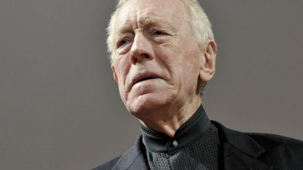 "Max von Sydow, nouvelle recrue de luxe pour ""Game of Thrones"""