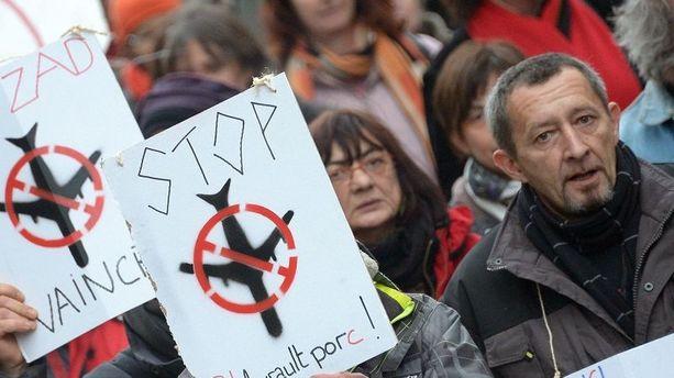 "Une manifestation anti ""grands projets inutiles"" samedi à Lyon"