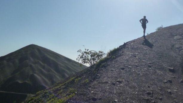 Nord : l'ultra-trail à l'assaut des terrils du bassin minier