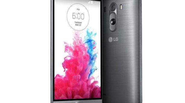 Le LG G3 transforme l'essai