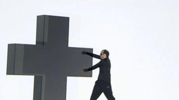 VIDEO - 30 ans de Canal + : la performance impressionnante de Kyan Khojandi