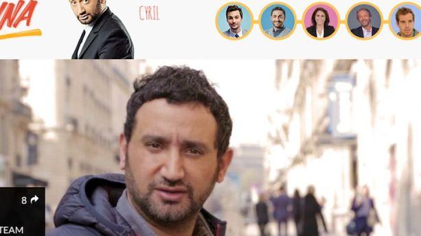 Team Hanouna: metronews a testé le site consacré à Cyril Hanouna