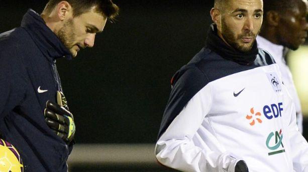 Equipe de France : Lloris comprend la mise à l'écart de Benzema