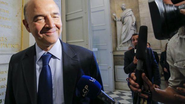 Pierre Moscovici va épouser sa compagne Anne-Michelle Bastéri