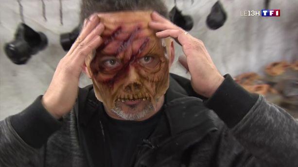 Fantastic'art, l'atelier angoissant des costumes d'Halloween