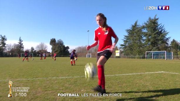 Le football féminin en plein essor