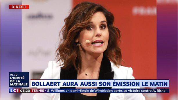 France 2 : Bollaert aura aussi son émission le matin