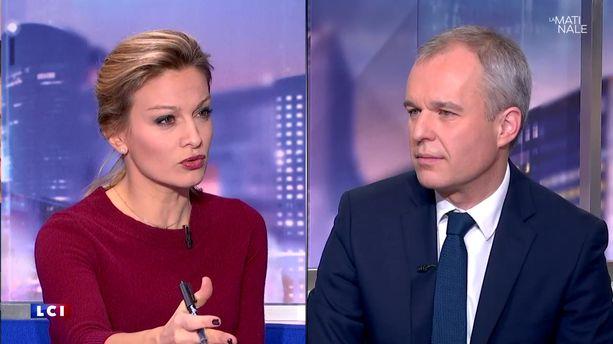 "La question off de François de Rugy : ""nous ferons un bilan à mi-mandat"""