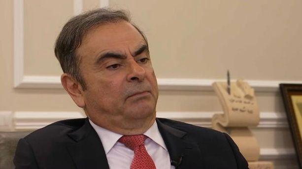 Document TF1/LCI : l'interview intégrale de Carlos Ghosn