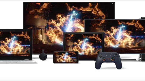Jeux, prix, configuration… Stadia, la plateforme de cloud gaming de Google, débarquera en novembre