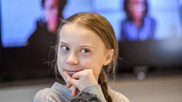 "Coronavirus, antiracisme : le monde a franchi un ""point de basculement social"", selon Greta Thunberg"