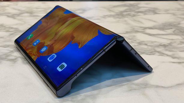 Le Huawei Mate Xs