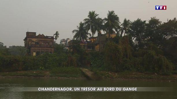 VIDÉO - Inde : Chandernagor, un patrimoine culturel tombé dans l'oubli
