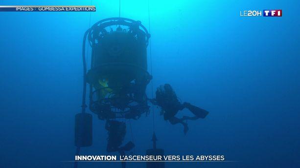 Innovation : l'ascenseur vers les abysses