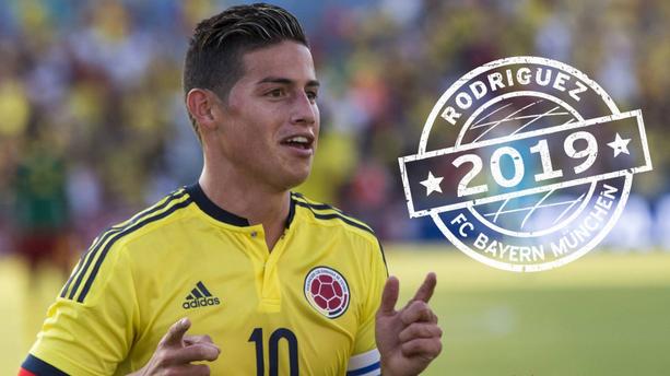 MERCATO - James Rodriguez au Bayern pour se relancer après sa saison galère au Real ?