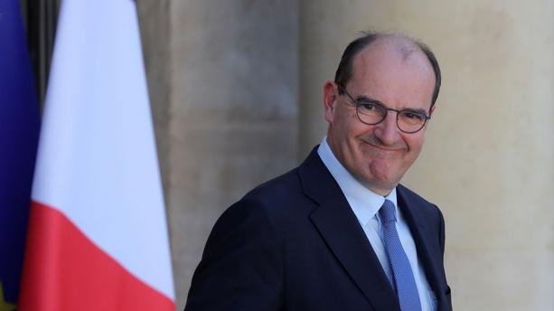 Jean Castex, Premier ministre.
