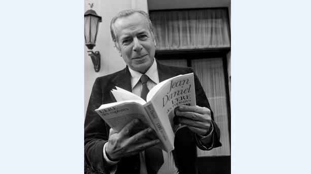 Jean Daniel en octobre 1979.