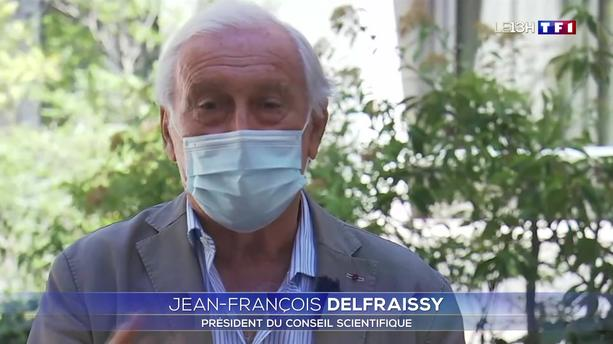 """Si on n'utilise pas des protections, on peut rebasculer"", met en garde Jean-François Delfraissy"