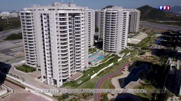JO RIO 2016 : Les installations olympiques sont à l'abandon
