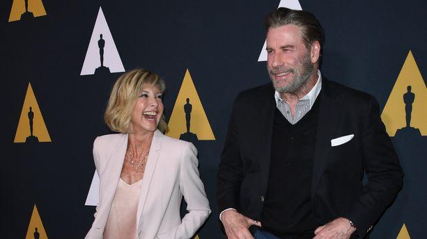 Grease : Olivia Newton-John et John Travolta ont renfilé leurs costumes