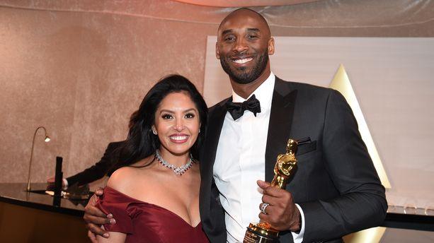 "Mort de Kobe Bryant : ""anéantie"", sa femme Vanessa sort de son silence"