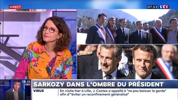 "L'édito politique : ""L'attitude de Nicolas Sarkozy a de quoi intriguer Emmanuel Macron"""