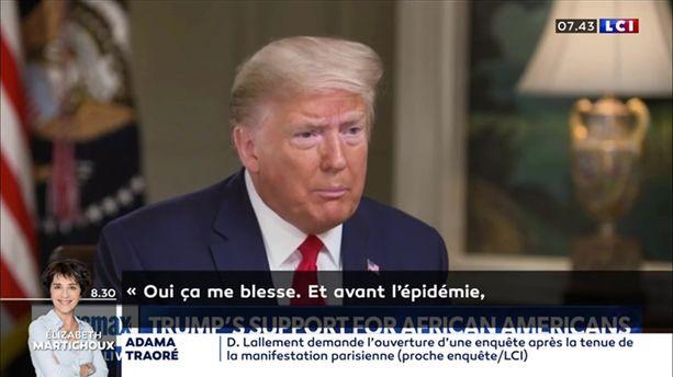 "L'humeur de Beaugrand : Trump, la ""fake"" interview ?"