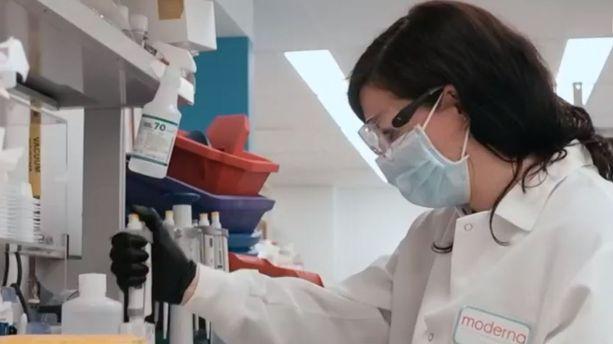Vaccins anti-Covid : dans les coulisses de la success story Moderna