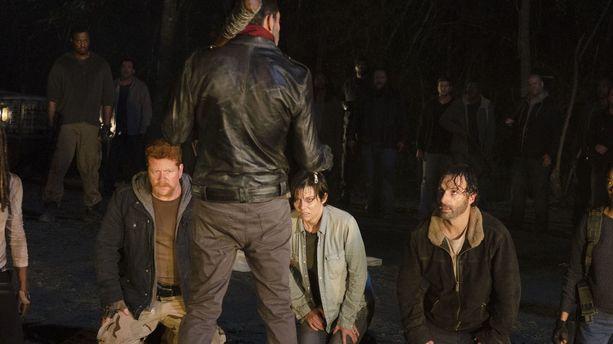 """The Walking Dead"" : voici les onze victimes potentielles de Negan"