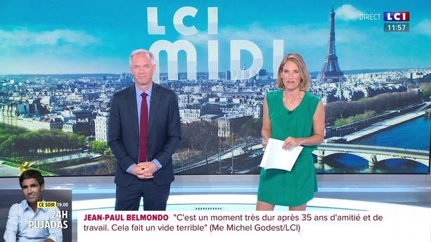 LCI Midi du mardi 7 septembre 2021